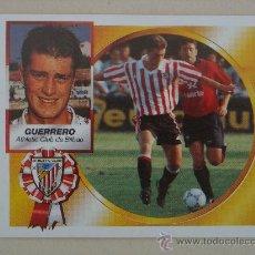 Cromos de Futebol: ESTE 94-95 GUERRERO ATHLETIC BILBAO 1994-1995 NUEVO. Lote 156897296