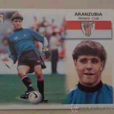 Cromos de Futebol: ESTE 99-00 ARANZUBIA ATHLETIC BILBAO 1999-2000 . Lote 27809778