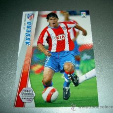 Cromos de Fútbol: 53 AGUERO AT. MADRID ALBUM CROMOS LIGA FUTBOL MEGACRACKS 2008 2009 08 09. Lote 263190535