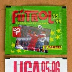 Cromos de Fútbol: 2 SOBRES SIN ABRIR DE PANINI - TEMPORADAS 93-94, 95-96. Lote 27743496