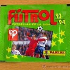 Cromos de Fútbol: 1 SOBRE SIN ABRIR DE PANINI - TEMPORADAS 93-94. Lote 27743594