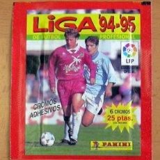 Cromos de Fútbol: 1 SOBRE SIN ABRIR DE PANINI - TEMPORADAS 94-95. Lote 27743601