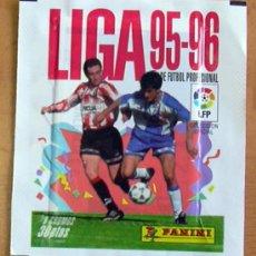 Cromos de Fútbol: 1 SOBRE SIN ABRIR DE PANINI - TEMPORADAS 95-96. Lote 27743607
