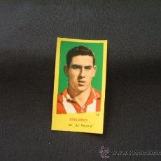 Cromos de Fútbol: CROMO DE FUTBOL ANTIGUO - ADELARDO - AT. DE MADRID - . Lote 28079326