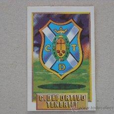 Cromos de Fútbol: ESTE 93-94 ESCUDO TENERIFE 1993-1994 . Lote 28583441