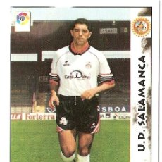 Cromos de Fútbol: MUNDICROMO 98/99 ERROR LEO RAMOS SALAMANCA (SIN LFP). Lote 109052003