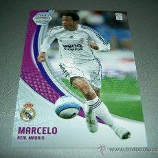 Cromos de Fútbol: CROMO 172 MARCELO REAL MADRID CROMOS ALBUM LIGA FUTBOL MEGACRACKS 2007-2008 07-08 PANINI . Lote 28454115
