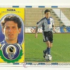 Cromos de Fútbol: ED.ESTE 96-97 : COLOCA PARRA (HERCULES) CROMOS . Lote 39801649