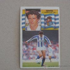 Fußball-Sticker - ESTE 90-91 FUENTES REAL SOCIEDAD 1990-1991 - 28690803
