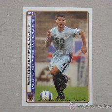 Cromos de Fútbol: FICHAS LIGA 2005 Nº 858 FEDE BAHON / MAURO PONTEVEDRA 04-05 MUNDICROMO 2004-2005 NUEVO. Lote 143690186