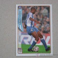 Cromos de Fútbol: FICHAS LIGA 2005 Nº 62 ANDRADE DEPORTIVO CORUÑA 04-05 MUNDICROMO 2004-2005 NUEVO. Lote 28781075