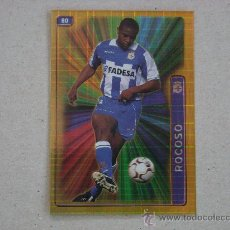 Cromos de Fútbol: FICHAS LIGA 2005 Nº 80 ANDRADE ( CUADROS ) DEPORTIVO CORUÑA 04-05 MUNDICROMO 2004-2005 NUEVO. Lote 28781295