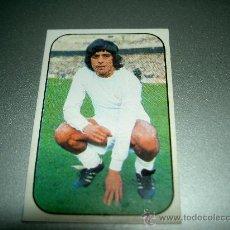 Cromos de Fútbol: CROMO GUERINI REAL MADRID CROMOS ALBUM EDICIONES ESTE LIGA FUTBOL 1976-1977 76-77 . Lote 28821351