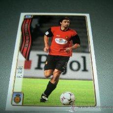 Cromos de Fútbol: CROMO 278 FERNANDO NIÑO MALLORCA CROMOS ALBUM MUNDICROMO FICHAS LIGA FUTBOL 2004-2005 04-05. Lote 207345283