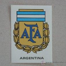 Cromos de Fútbol: WORLD CUP STORY Nº 26 ESCUDO ARGENTINA ARGENTINA-1978 PANINI HISTORIA COPA MUNDO NUEVO. Lote 270237363