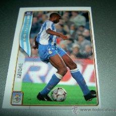 Cromos de Fútbol: CROMO 62 ANDRADE DEPORTIVO CORUÑA CROMOS ALBUM MUNDICROMO FICHAS LIGA FUTBOL 2004 2005 04 05. Lote 81874662