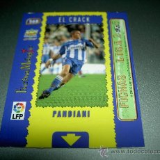 Cromos de Fútbol: 568 PANDIANI MAGIC CARD DEPORTIVO CORUÑA CROMOS ALBUM MUNDICROMO LIGA FUTBOL 2004-2005 04-05. Lote 29116948