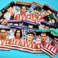 Cromos de Fútbol: ATHLETIC CLUB - TOP LIGA 2003 - MUNDICROMO - 14 CROMOS DEL EQUIPO NO REPETIDOS. Lote 29258175