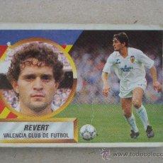 Cromos de Fútbol: ESTE 88-89 REVERT VALENCIA 1988-1989 NUNCA PEGADO. Lote 29359919