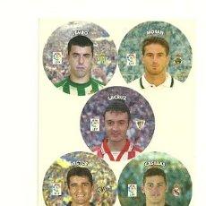 Cromos de Fútbol: CHAPACRACKS 2004 PERIODICO AS CROMOS (6). Lote 30683314
