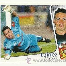 Cromos de Fútbol: EDICIONES ESTE 2004-2005 LAINEZ (ZARAGOZA) LIGA 04-05 CROMOS . Lote 29702212