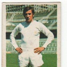 Cromos de Fútbol - MACANAS REAL MADRID CROMO FUTBOL EDICIONES ESTE LIGA 1975-1976 75-76 - NUNCA PEGADO - 29706246