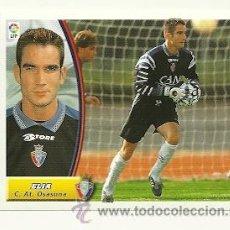 Cromos de Fútbol: EDICIONES ESTE 2003-2004 ELIA (OSASUNA) LIGA 03-04 CROMOS . Lote 29766984