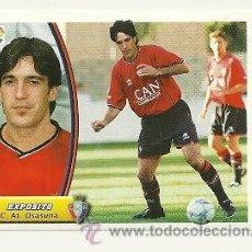 Cromos de Fútbol: EDICIONES ESTE 2003-2004 EXPOSITO (OSASUNA) LIGA 03-04 CROMOS . Lote 33244054