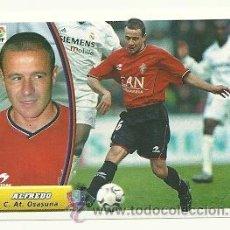 Cromos de Fútbol: EDICIONES ESTE 2003-2004 ALFREDO (OSASUNA) LIGA 03-04 CROMOS . Lote 29767112