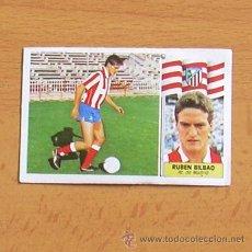Cromos de Fútbol: ATLETICO DE MADRID - RUBÉN BILBAO - FICHAJE Nº 23 - EDICIONES ESTE 1986-1987, 86-87. Lote 29821481