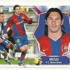Cromos de Fútbol: EDICIONES ESTE 2008 2009 MESSI (BARCELONA) LIGA 08 09 CROMOS . Lote 31658495