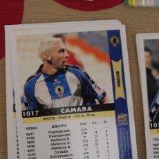 Cromos de Fútbol: 1017 CAMARA HERCULES MUNDICROMO FICHAS LIGA 2005-06 05-06 NUEVO. Lote 29896483
