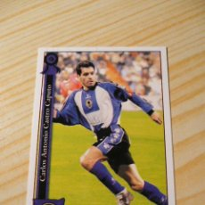 Cromos de Fútbol: 1011 CASTRO HERCULES MUNDICROMO FICHAS DE LA LIGA 2005-2006 05-06 PLATINUM . Lote 30140236