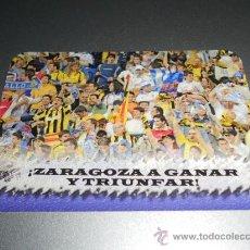 Cromos de Fútbol: 138 HIMNO ZARAGOZA CROMOS ALBUM MUNDICROMO FICHAS LIGA FUTBOL 2007 2008 07 08. Lote 73917841