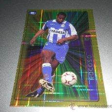Cromos de Fútbol: 80 ANDRADE BRILLO CUADROS DEPORTIVO CORUÑA CROMOS ALBUM MUNDICROMO LIGA FUTBOL 2004-2005 04-05. Lote 30515386