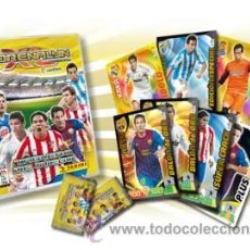 Cromos de Fútbol: PANINI. ADRENALYN XL 2011 2012. 11 12 PLUS DEFENSA TOULALAN - MALAGA. Lote 32410770