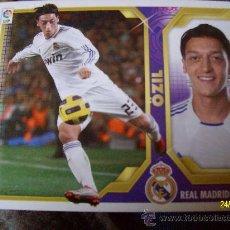 Cromos de Fútbol: OZIL Nº 12 REAL MADRID LIGA 2011 2012 ESTE 11 12 ÖZIL. Lote 30698865
