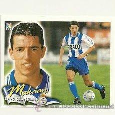 Cromos de Fútbol: EDICIONES ESTE 2000-2001 MAKAAY (DEPORTIVO LA CORUÑA) LIGA 00-01 CROMOS . Lote 30730524