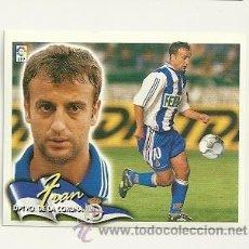 Cromos de Fútbol: EDICIONES ESTE 2000-2001 FRAN (DEPORTIVO LA CORUÑA) LIGA 00-01 CROMOS . Lote 30730575