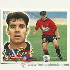 Cromos de Fútbol: EDICIONES ESTE 2000-2001 IVAN ROSADO (OSASUNA) LIGA 00-01 CROMOS . Lote 30731956