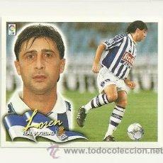 Cromos de Fútbol: EDICIONES ESTE 2000-2001 LOREN (REAL SOCIEDAD) LIGA 00-01 CROMOS . Lote 30732769