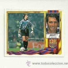 Cromos de Fútbol: EDICIONES ESTE 95-96 : COLOCA - ANGOY (BARCELONA) CROMOS . Lote 30852241