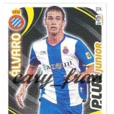 Cromos de Fútbol: ADRENALYN 2011 2012 11 12 ESPAÑOL ALVARO PLUS JUNIOR . Lote 30265150