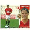 Cromos de Fútbol: EDICIONES ESTE 2006-2007 OSCAR LOPEZ (GIMNASTIC TARRAGONA) COLOCA LIGA 06-07 CROMOS . Lote 160859109