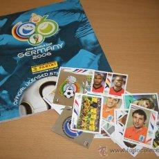 Cromos de Fútbol: GERMANY 2006 - CROMOS SUELTOS. Lote 32396981