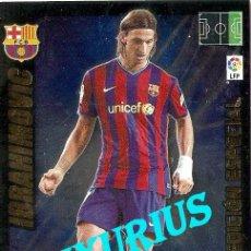 Cromos de Fútbol: ADRENALYN XL 2009-10 LOTE 7 EDICION ESPECIAL BBVA IBRAHIMOVIC // KANOUTE // ALONSO // KAKA RAMOS. Lote 31716218