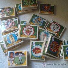 Figurine di Calcio: LOTE DE 473 ESTE 94-95 -FICHAJES,COLOCAS,BAJAS DIFICILES. Lote 31736826