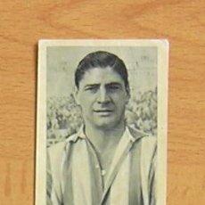 Cromos de Fútbol: SPORTING DE GIJÓN - 8-CHOLO - EDITORIAL RUIZ ROMERO 1952-1953, 52-53 - NUNCA PEGADO. Lote 31779127