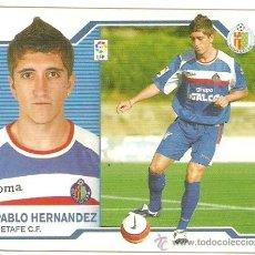 Cromos de Fútbol: PABLO HERNANDEZ ESTE. Lote 31840425