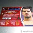 Cromos de Fútbol: JUANFRAN AUTOGRAFO EDICION UNICA 1 DE 1 ESPAÑA CROMOS EDICIONES FUTERA UNIQUE SERIES 2 2010 10. Lote 31868721